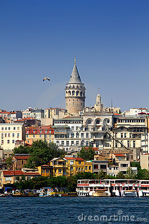 πύργος galata