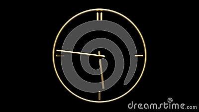 ρολόι μεταλλικό φιλμ μικρού μήκους
