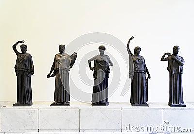 ρωμαϊκές γυναίκες