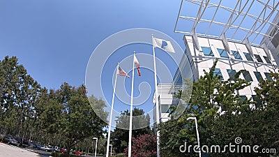 Σημαίες San Jose Καλιφόρνια Paypal φιλμ μικρού μήκους