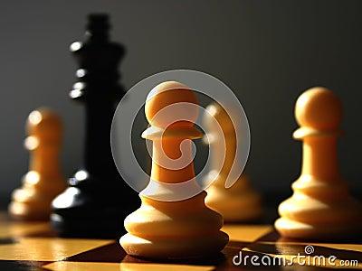 σκάκι ΙΙ σενάριο
