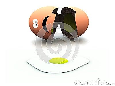 Σπασμένο αυγό 45