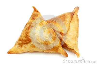 σπιτικά samosas