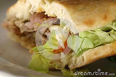 στενό kebab επάνω