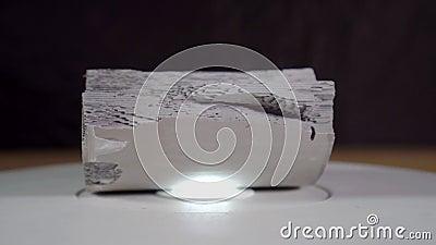 Στιγμιότυπο μακροεντολής κεραμικού καταλυτικού μετατροπέα φιλμ μικρού μήκους