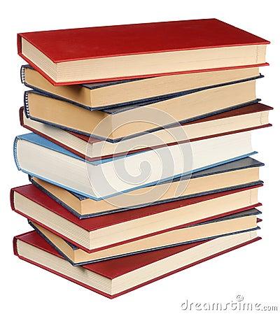στοίβα βιβλίων