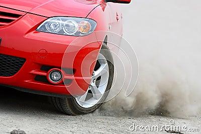 στροφή αυτοκινήτων