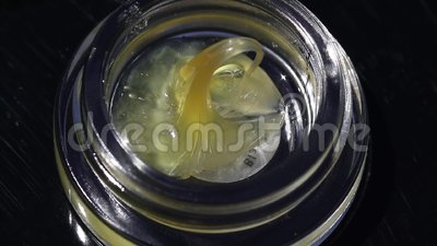 Συλλογή ενός κτυπήματος του μαύρου ζωντανού κολοφωνίου mamba φιλμ μικρού μήκους