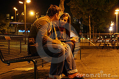 συνάντηση ρομαντική