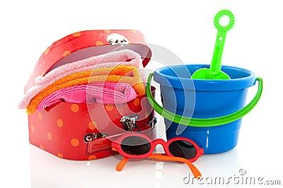 συσκευασμένες βαλίτσ&epsilo