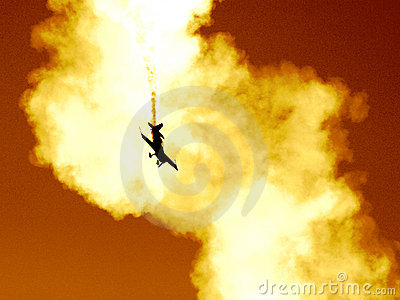 σύννεφο ΙΙ καπνός αεροπλά&n