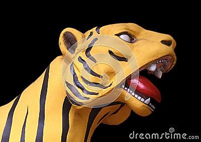 τίγρη κίτρινη