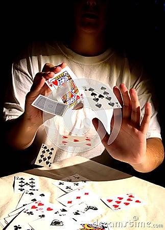 τεχνάσματα καρτών