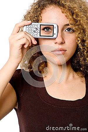 τηλέφωνο ματιών
