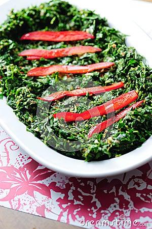 Τουρκική σαλάτα