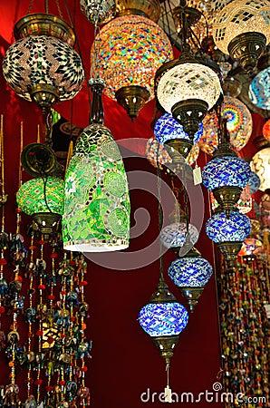 Τουρκικοί λαμπτήρες