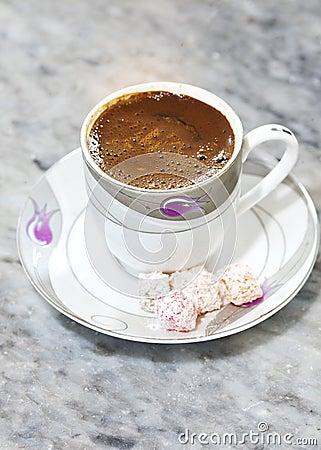 Τουρκικός καφές