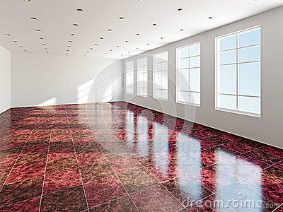 Το μεγάλο δωμάτιο με το παράθυρο