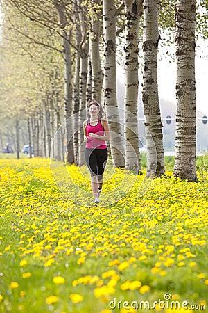 τρέξιμο κοριτσιών