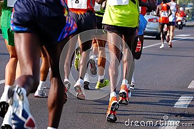 τρέξιμο δρομέων