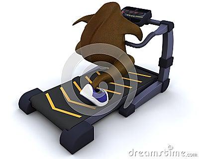 τρέχοντας treadmill Τουρκία