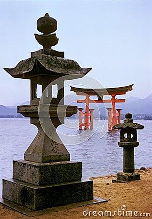 τρίο miyajima