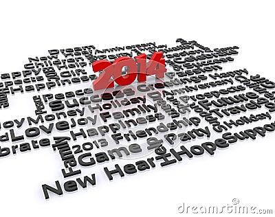 τρισδιάστατη απεικόνιση - 2014