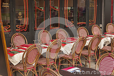 Υπαίθριο εστιατόριο