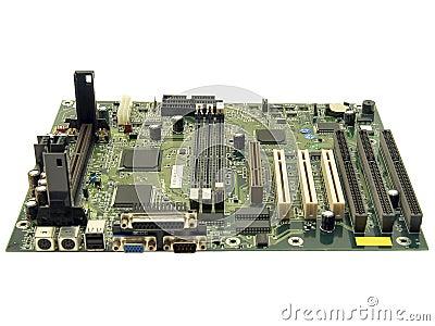 υπολογιστής mainboard