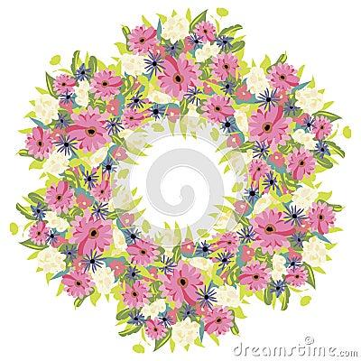 Υπόβαθρο λουλουδιών
