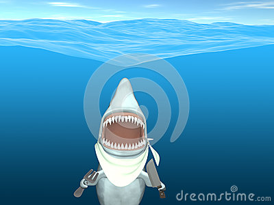 φάτε τον έτοιμο καρχαρία