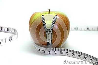 φερμουάρ μήλων