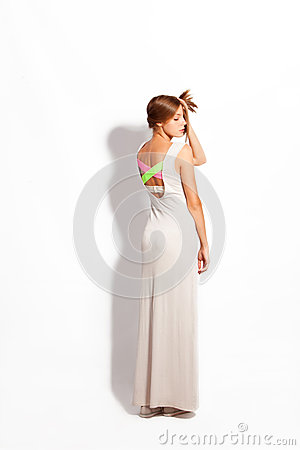 Φόρεμα βαμβακιού