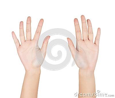 Χέρια