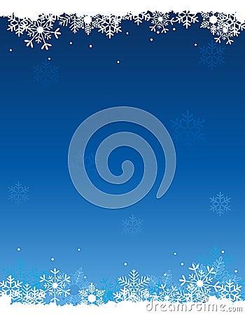 χιόνι ανασκόπησης
