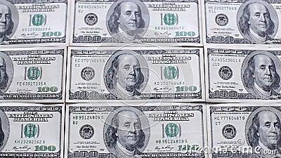 Χρήματα στον πίνακα φιλμ μικρού μήκους