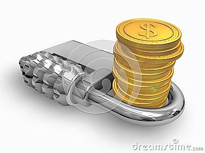 χρηματοκιβώτιο χρημάτων