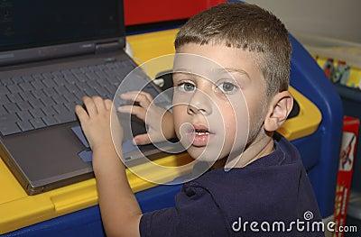 χρησιμοποίηση υπολογιστών παιδιών