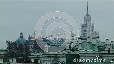 όψη της Μόσχας φιλμ μικρού μήκους