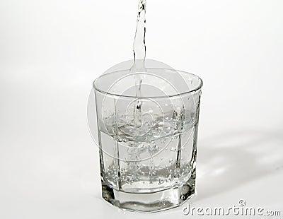 ύδωρ γυαλιού