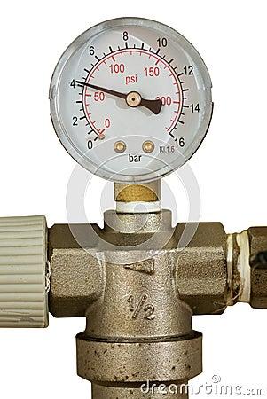 ύδωρ πίεσης