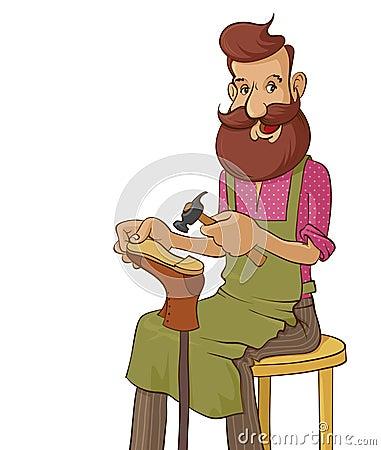 鞋匠的传染媒介例证
