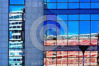 Абстрактная предпосылка здания