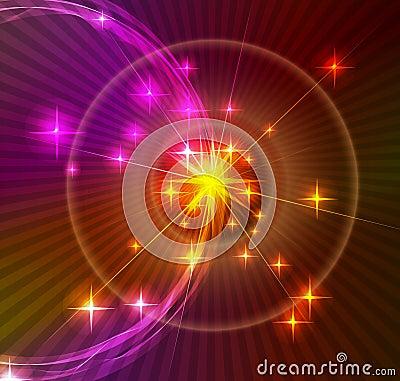 Абстрактная светлая предпосылка