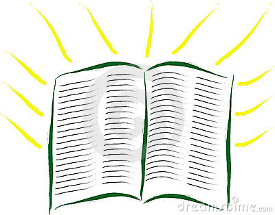 абстрактное чтение библии