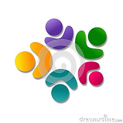 Абстрактный дизайн логотипа
