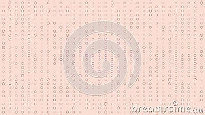 Абстрактный круг Простое движение обоев иллюстрация штока