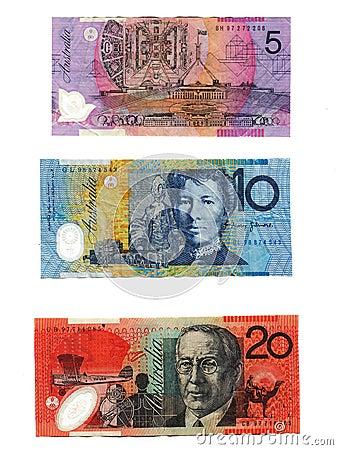 австралийская валюта