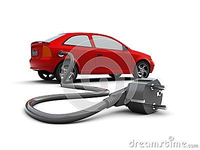 автомобиль электрический