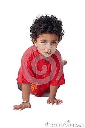 азиатский мальчик